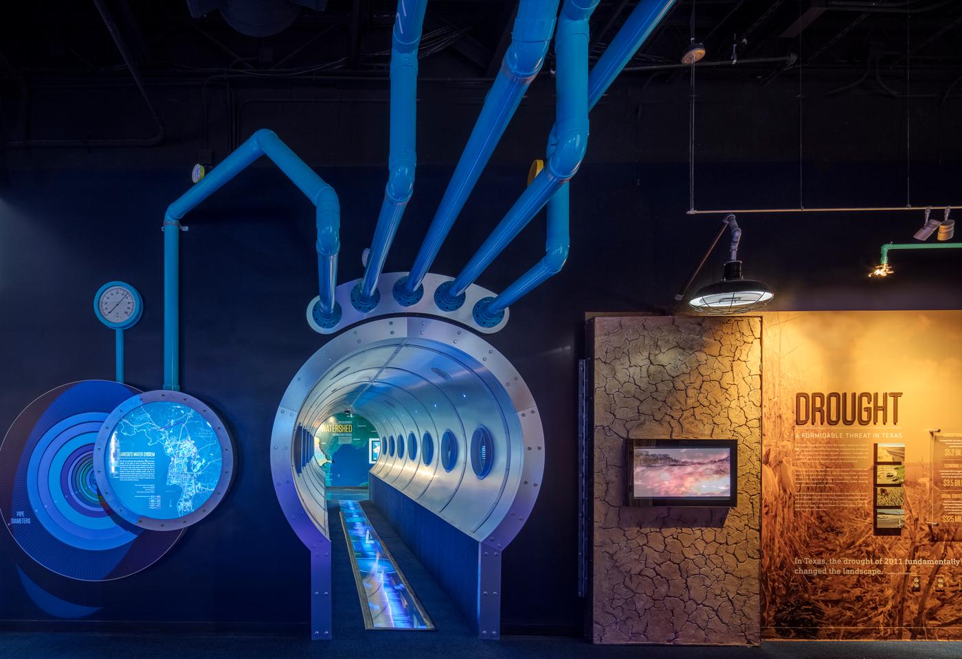 Laredo Water Museum Core Design Studio